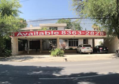 Casa Calzada del Valle – San Pedro Garza García, N.L.