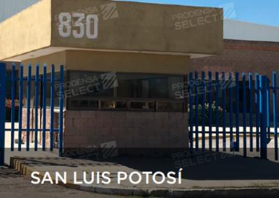 Millenium RMSG 1 – San Luis Potosí, S.L.P